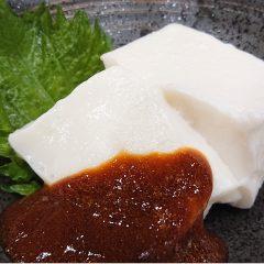 奄美大島かめ自慢の手作りピーナツ豆腐