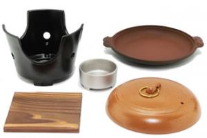 陶板焼きセットレンタル